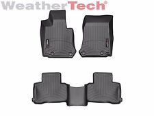 WeatherTech Floor Mats FloorLiner for Mercedes GLC Class - 2016-2017 - Black