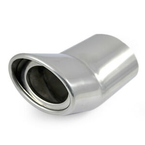 Car Exhaust Tip Trim Pipe Tail For Land Rover Defender Freelander Discovery