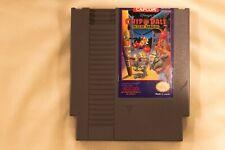 Disney's Chip 'N Dale: Rescue Rangers Nintendo NES Classic + Manual Instructions