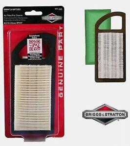 Briggs & Stratton 5079 Air Filter Cartridge W/Pre-Cleaner, 8-15 HP 797007 697292