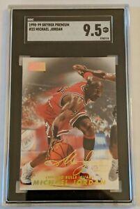 Michael Jordan 1998-99 Skybox Premium #23 SGC 9.5 (LN)