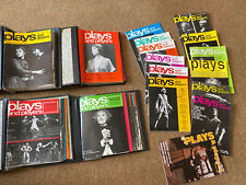 More details for job lot plays & players 50-60 editions from 1965-82 - most are 1970's