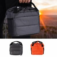 Shockproof Padded Camera Bag DSLR Inner Folding Partition Protect Case NEW