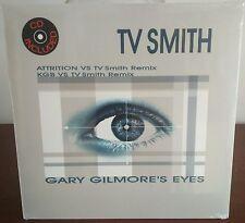 "Attrition Vs TV Smith – Gary Gilmore's Eyes 12"" + cd  2015 Still Sealed"