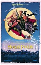 HOCUS POCUS 1993 Original 1-SHEET Disney DREW STRUZAN 27x40 Mint BETTE MIDLER!