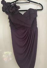 Purple Lipsy Dress BNWT Size 10