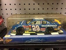 NASCAR #29 KEVIN HARVICK LOONEY TUNES TAZ DEVIL WINNERS CIRCLE 1:24 GOODWRENCH!!
