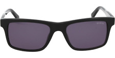 GUESS GU 6886 Sunglasses 01a Shiny Black 100 Authentic
