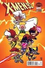 X-Men 92 #1 Skottie Young Variant Comic Book Marvel NM