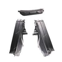 3Pcs For BMW X5 X6 E70 E71 Engine Compartment Partition Panel Set Upper+ L+R