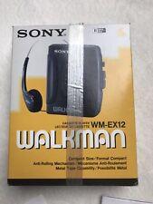 Walkman Sony WM-EX 12 Gebraucht aber wie neu