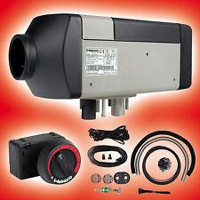 Webasto aire calefacción air top 2000stc 12v gasolina con mandos giratorios y conjunto de instalación