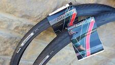 """Vittoria Zaffiro Tyres 27 x 1-1/4"""" Road Bike Tyre NEW Touring Racing (PAIR) NEW"""