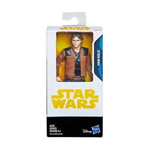 Figure Personnage Han Solo 15cm De Star Wars Original HASBRO E1446/B3946