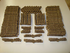 4x74 STONE WALLING 00 GAUGE SCENERY BRAND AND NEW BOXED.