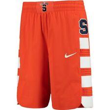 Nike Syracuse Orange Authentic On Court Performance Basketball Shorts Size XL