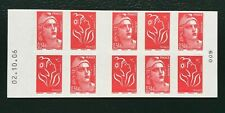 Carnet timbres France neuf daté YT 1514. Marianne Lamouche + Gandon