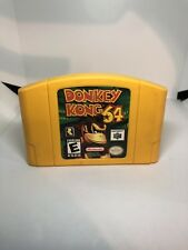 Donkey Kong 64 (Nintendo 64, 1999) N64, Authentic, Original