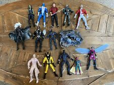 Lot of Marvel Legends, Diamond Select, and Toybiz Action Figures - Loose