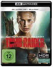 Tomb Raider 4k Ultra HD Blu-ray