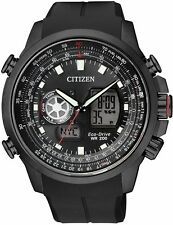 Citizen Promaster Air. Eco-Drive Solar Power Pilot Watch. Look Sharp. JZ1065-05E