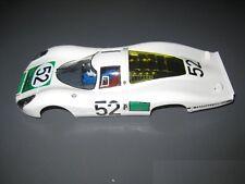 Scalextric src body porsche 907 coda lunga # 52