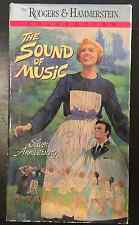 The Sound of Music (VHS, 2-Tape Set, Silver Anniversary Edition) Julie Andrews