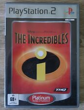 The Incredibles PS2 Game *Complete*