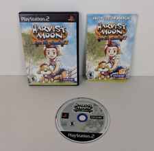 'Harvest Moon: Save the Homeland' (PlayStation 2, 2001) Complete & Tested!