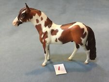 Peter Stone, Stonechip Custom Paint, Andalusion Paint Stallion Signed Dw06