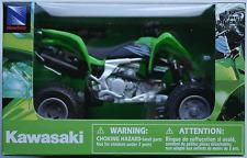 NewRay - Kawasaki Quad KFX 450R (2012) grün 1:12 Neu/OVP