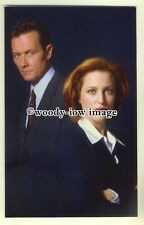 b2632 - Film Actor Robert Patrick & Actress Gillian Anderson - photograph