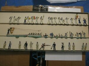 Toy Soldier tin flats
