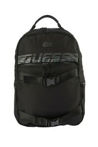 GUESS Black Men's Backpack, Racing Logo Rucksack Bag, Brand New With Tag RRP £89