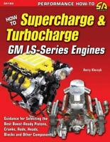 How to Supercharge & Turbocharge GM Ls-Series Engines (Paperback or Softback)