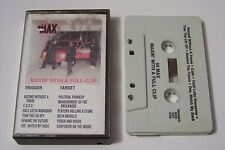 44 MAX - MAXIN WITH A FULL-CLIP TAPE / CASSETTE 1991 (GANGSTA RAP HIPHOP) RARE