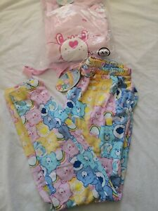 Nwt Size Xs Peter Alexander Carebear Care Bears Jumper And Pants