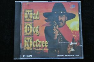 Mad Dog McCree Philips CD-I