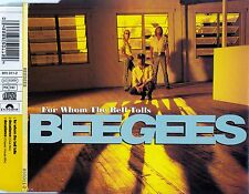 Bee GEES: for whom the Bell Tolls/3 TRACK-CD (Polydor 855011-2)