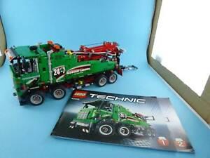 LEGO TECHNIC 42008 Service Truck (5776)w