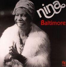 SIMONE, Nina - Baltimore - Vinyl (LP)