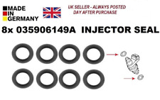 SEAT, VW, AUDI 1.4, 1.6, 1.8T INJECTOR O'RING SEALS 035906149A