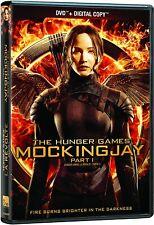 The Hunger Games: Mockingjay, Part 1 (DVD, 2015, Bilingual)