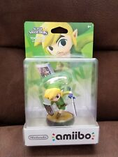Nintendo Amiibo Super Smash Brothers US Version Amiibo Toon Link First Print New
