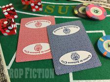 James Bond 007: Licence to Kill - Casino de Isthmus City Poker Playing Cards