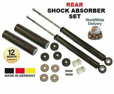 FOR SUZUKI SWIFT III 1.3 1.5 DDiS 4x4 2005-->ON NEW 2X REAR SHOCK ABSORBER SET