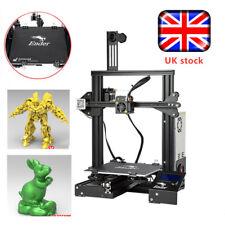 New Version Creality Ender 3 3D Printer 220X220X250mm 1.75mm PLA DC 24V UK Stock