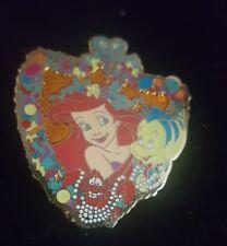Disney Mickey's Parti Gras (Ariel, Sebastian and Flounder)Pin 18637