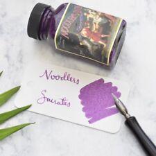 Noodlers Socrates Purple 3oz Fountain Pen Ink Bottle