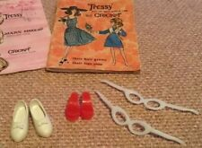 Vintage Tressy And Cricket Booklets With Shoes And Sunglasses 1965.